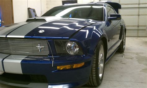 Mustang Auto Collision by Pro Paintless Dent Repair Serving The Entire Chicagoland