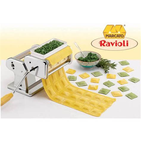 Sale Pasta Machine Nagako 150 marcato atlas 150 ravioli attachment on sale now