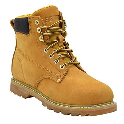 construction work boots boots quot tank quot s soft toe grain leather
