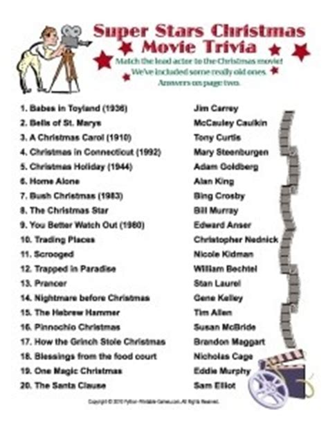 printable movie quotes quiz christmas movie quotes and answers quotesgram