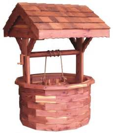 amish outdoor 60 quot wishing well