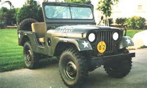 Jeep Willys 1955 1955 Willys Jeep Utility 16254