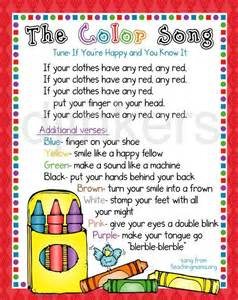 color songs 25 best ideas about preschool color crafts on