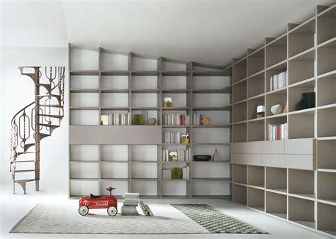librerie di design librerie moderne nel segno design