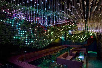 Nightclub Ceiling by Nightclub Design Leed Certified Club In The Us