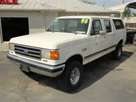 Centurion Bronco For Sale by Centurion Bronco Removable Top 4x4 No Reserve For