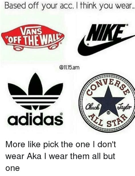 Vans 26 Doff based your acc l think you wear vans doff the wall 0115am adidas more like the one i