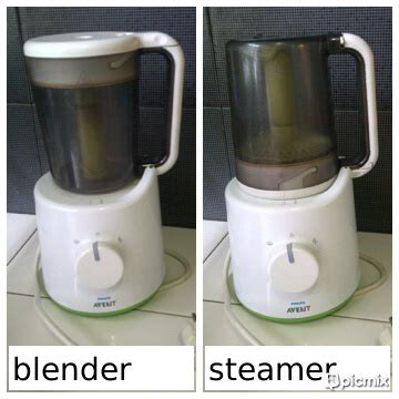 Blender Merk Avent philips avent 2 in 1 blender steamer the