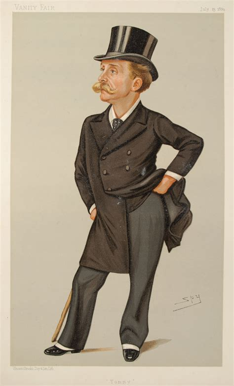 Vanity Fair Caricatures by The Eternal Charm Of Vanity Fair Prints