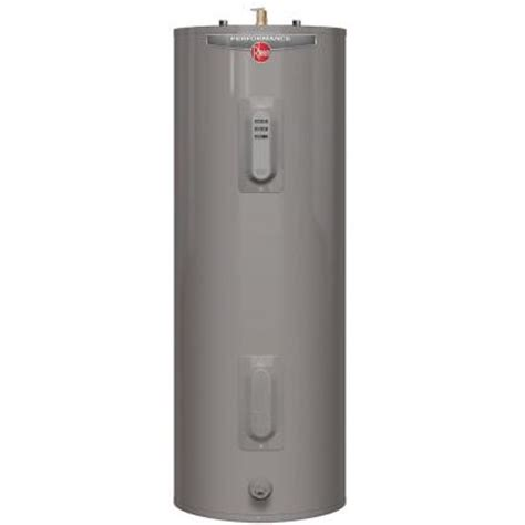 rheem performance 50 gal 6 year 4500 4500 watt