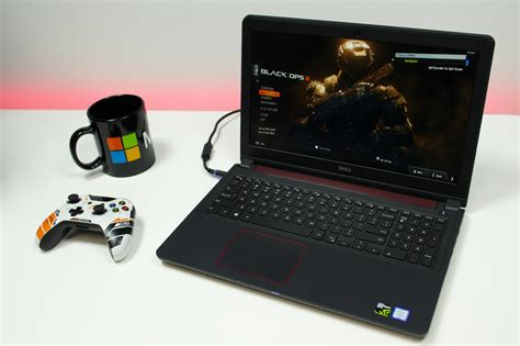 Laptop Dell Gaming dell inspiron 15 7559 review a solid gaming laptop for just 799 windows central