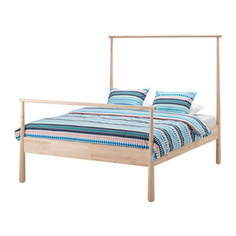 gj 214 ra bed frame l 246 nset slatted bed base ikea