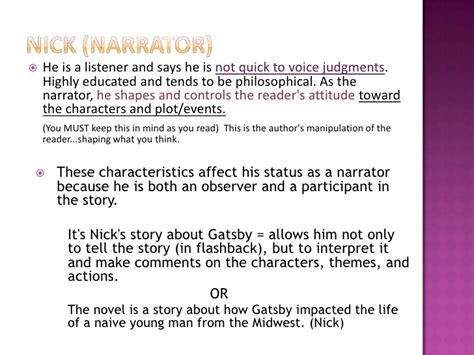 symbols in the great gatsby chapter 1 the great gatsby ch 1 notes