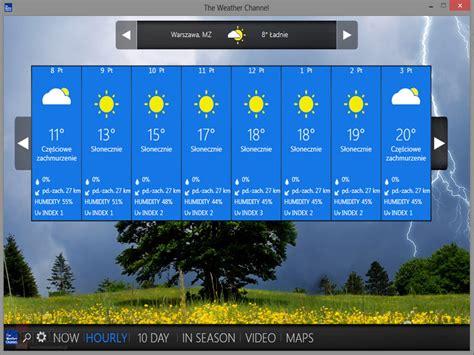 Desk Top Weather by Weather Channel Desktop 6 Topplunch