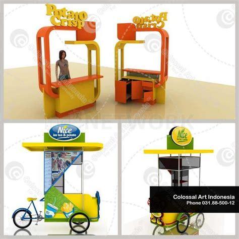 Franchise Teh Gopek Di Surabaya jual gerobak booth franchise murah di surabaya harga murah sidoarjo oleh cv colossal indonesia
