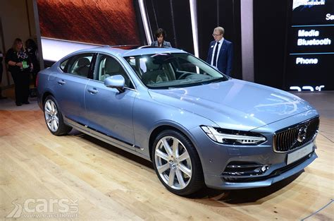 volvo cars usa volvo s90 detroit debut underlines volvo s usa ambitions