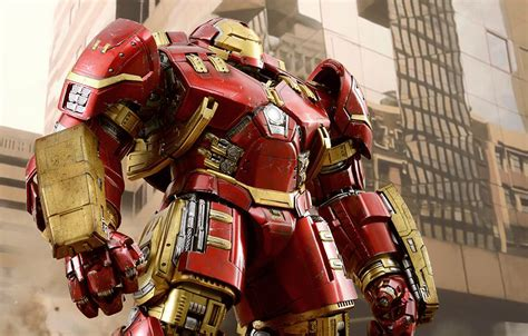 Iron Buster toys iron hulkbuster the awesomer