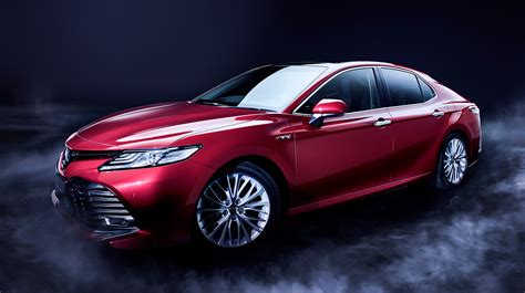 Toyota Japan 2018 Toyota Camry Debuts In Japan Hybrid Only Auto News