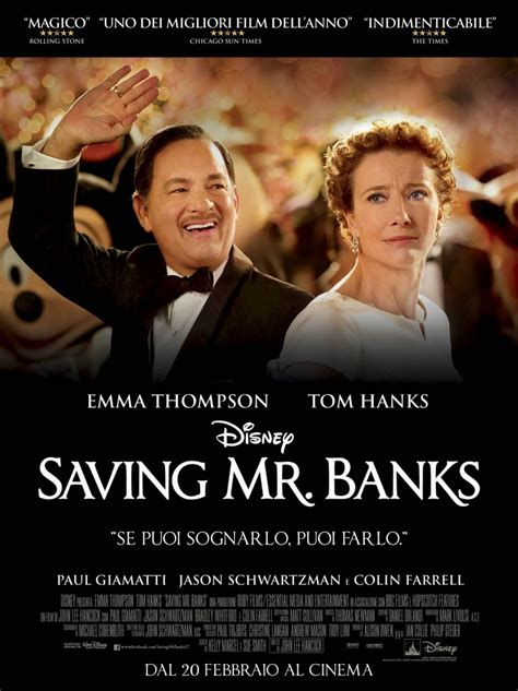 saving mr banks drama saving mr banks by hancock around
