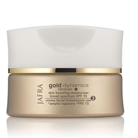 Ultra Nourishing Gold Gel Jafra Cosmetics gold dynamics skin boosting moisturizer broad spectrum spf 15 jafra skincare