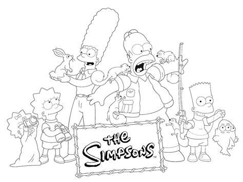 Fensterbilder Weihnachten Für Kinder by Simpsons Ausmalbilder 646 Malvorlage Alle Ausmalbilder