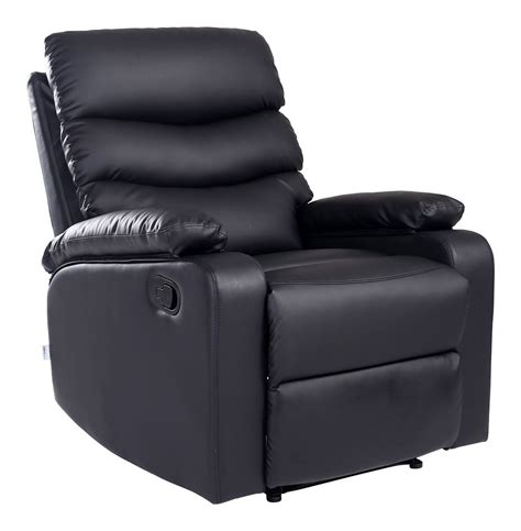 sofas and armchairs ebay ashby leather recliner armchair sofa home lounge chair