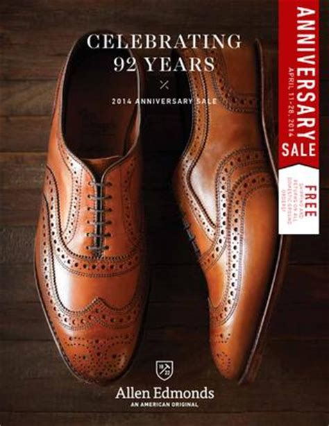 higgins lake boat rs 2014 allen edmonds spring anniversary sale by allen