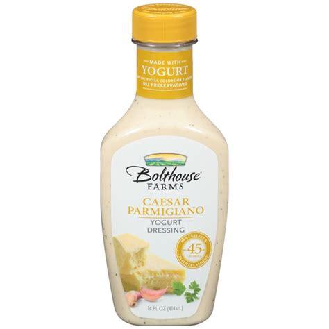 boathouse dressing bolthouse farms caesar parmigiano yogurt dressing 14 fl