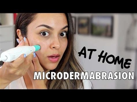 Microdermabrasion At Home by Dermabrasion Videolike