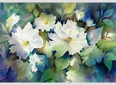 Famous Watercolor Flower Paintings – WeNeedFun Anniversary Quotes For Boyfriend