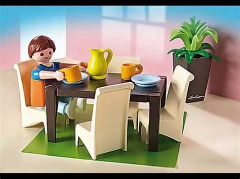 pr 233 sentation collection playmobil 2014 maison de ville dollhouse