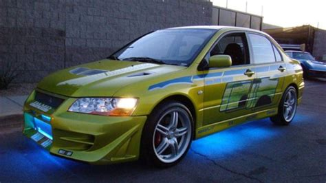 fast and furious evo now you can own paul walker s mitsubishi evo from 2 fast 2