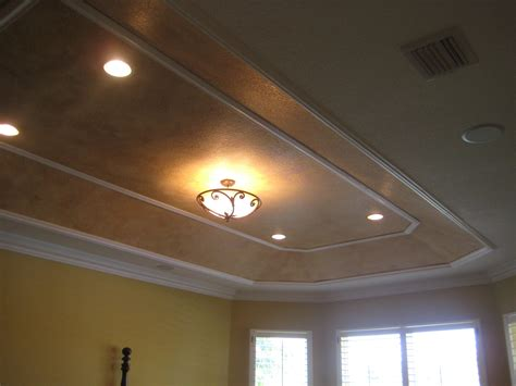 Crown Molding In Tray Ceiling by Crown Max Decor Crown Molding Specialists