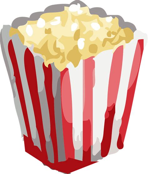 free to popcorn free to use clipart clipartix