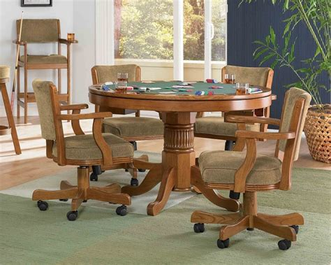 dining room sets with chairs on casters dining room sets with chairs on casters inspirational a variety design dining room chairs with
