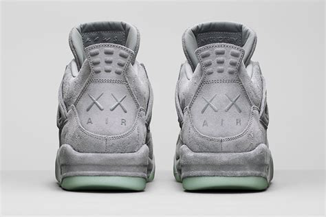 Nike Kaws kaws x nike air 4 the sole supplier