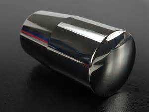 dewla dezign polished stainless steel weighted shift knob