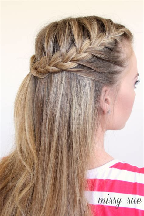 50 french braid hairstyles 50 fabulous french braid hairstyles to diy more com
