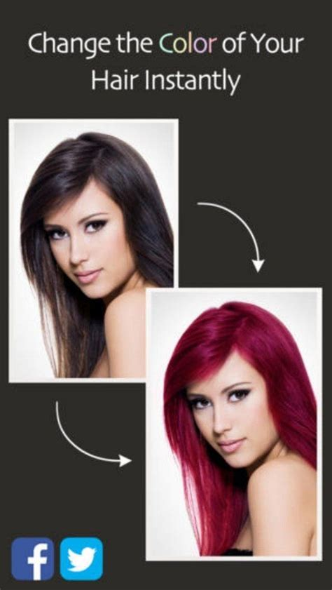 what would i look like with different hair hair color booth ever thought about changing your hair