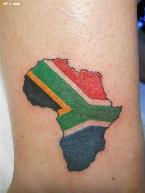 south african tattoo designs 35 most amazing map designs golfian
