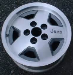 Stock Jeep Rims Looking For A Set Of Yj 5 Oem Rims Jeepforum