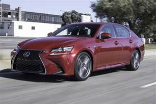 Lexus Gs 350 2017 Lexus Gs 350 F Sport Test Review