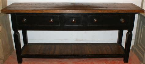 custom built 3 drawer potboard server antique custom build