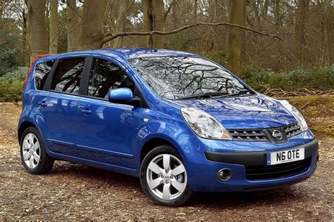 nissan note 2006 nissan note hatchback review 2006 2013 parkers