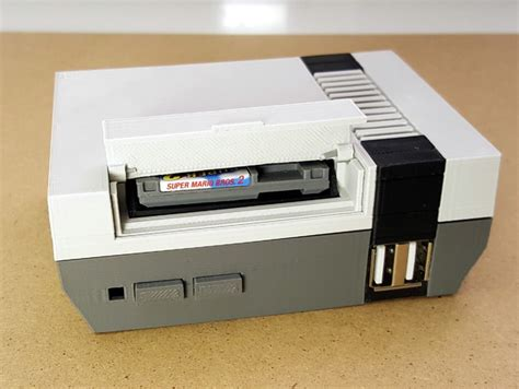 Designer Colours by Mini Nes Raspberry Pi Case By Daftmike Thingiverse