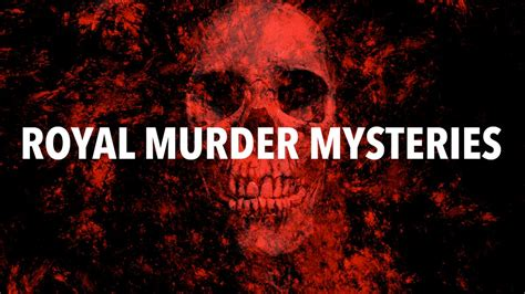 A Royal Murder royal murder mysteries on demand uktv play