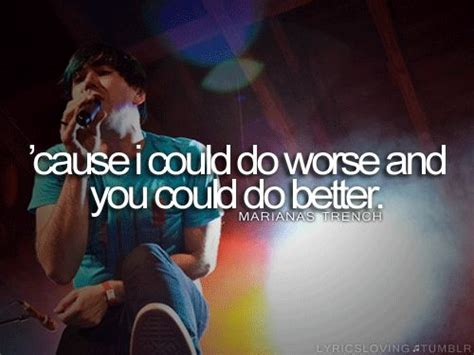 marianas trench while were young lyrics 17 best images about marianas trench on pinterest carly