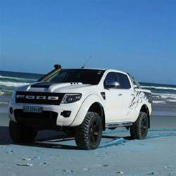 Ford Ranger Raptor Kit Hold On To Your Mud Flaps The Ford Ranger Is Getting The