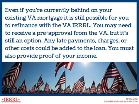 va irrrl and va home loan program irrrl org