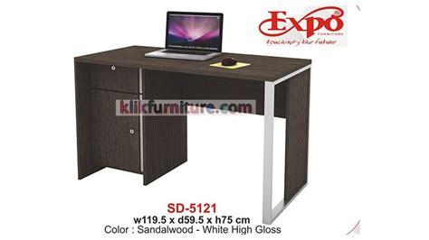 Meja Komputer Expo sd 5121 meja komputer belajar expo promo termurah